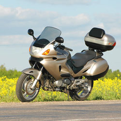 Two Seater Motorcycle